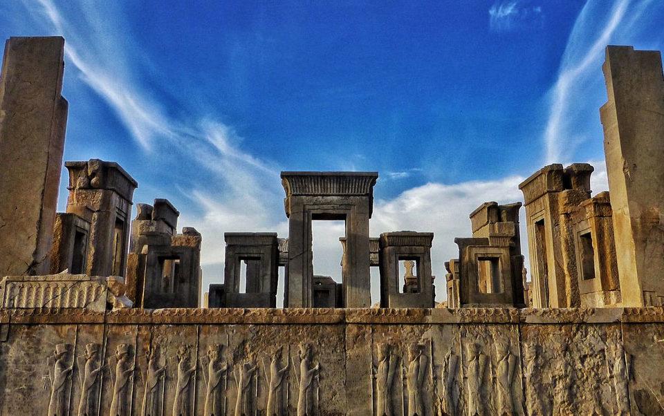 Persepolis Welcome